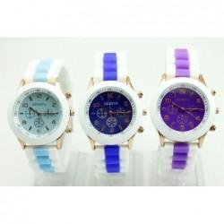 hodinky Geneva modré