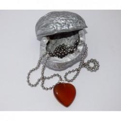 Srdce z kamene v oříšku -...