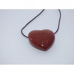 Talisman srdce kámen...
