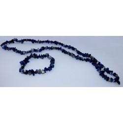 náhrdelník,náramek-sodalit