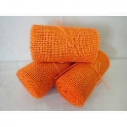 Juta pás - Oranžová