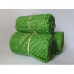 Juta pás - Světle zelená
