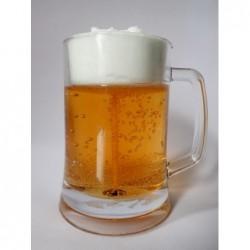 Svíčka ve tvaru piva 0,4 l