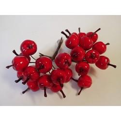 Dekorační jablíčka - svazek...