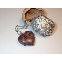 Srdce kámen Jaspis ryolit...