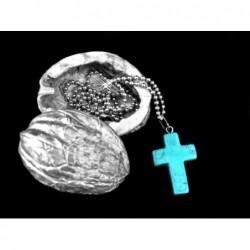 Křížek kámen Tyrkenit