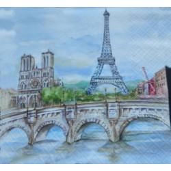 Ubrousek Paříž