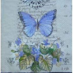 Ubrousek Motýl