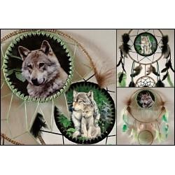 """Lapač snů - ,,Vlk Šedivka"""""""