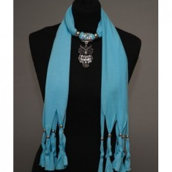 Šátek světle modrý se...